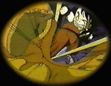 Goku vs Bacterian
